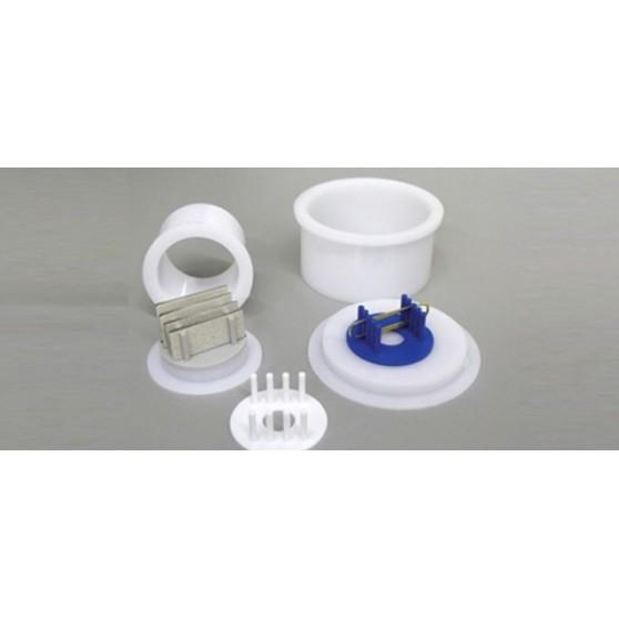 Clips de sujeción de muestra, de  (Pk/100)