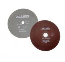 """Disco Abrasivo SiC 14"""" X .062"""" X 1.25""""/32 mm (Pk/10) (Hule)"""