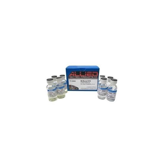 Adhesivo M-Bond 610, (4) 25 Kits de Gram