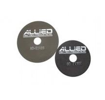"""Disco SiC, (Titanio) 8"""" X .050"""" X 1.25"""" (Pk/10) (Resina)"""