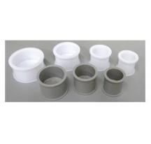 Molde para montaje de 1 1/4 (32 mm) (Pk/12)