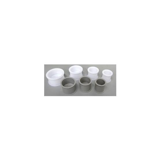 """Molde para montaje de 1"""" (25 mm) (Pk/12)"""
