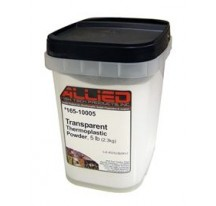 Polvo Termoplástico transparente, 25 lb (11.5 kg)